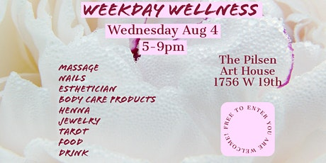Weekday Wellness Lounge tickets