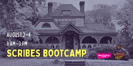 SCRIBES BOOTCAMP | a literacy + creative writing summer camp for ages 10–14 tickets