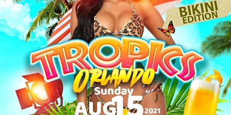 TROPICS ORLANDO tickets