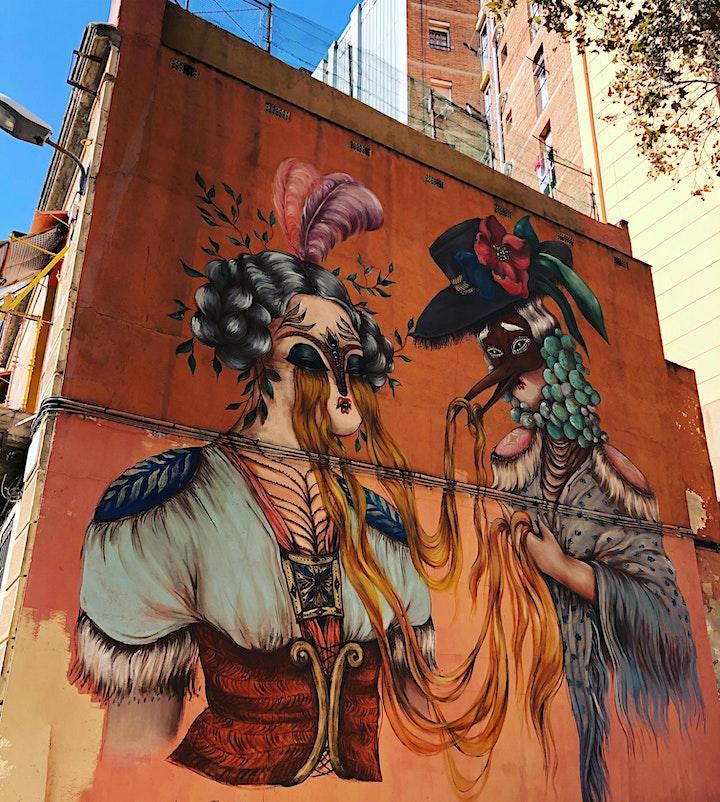 "Tour ""Street Art, Sculptures and Murders"" image"