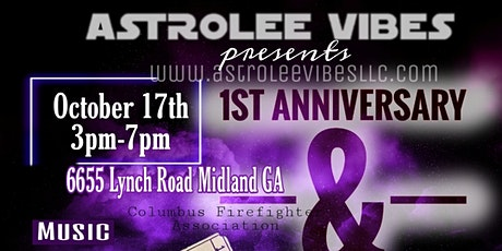 Astrolee Vibes Anniversary & Vendor Pop-Up Celebra tickets
