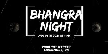 PB08 Bhangra Night tickets