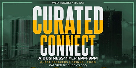 Curated Connect Pt 1 tickets