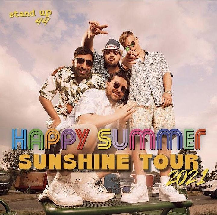 Stand um 44 Happy Summer Sunshine Tour 1. August Leipzig: Bild
