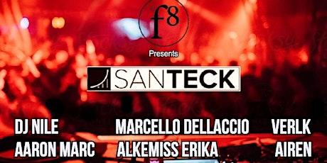 f8 presents SanTeck United Souls tickets