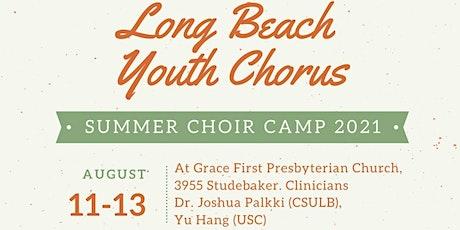 LBYC Summer Choir Camp tickets