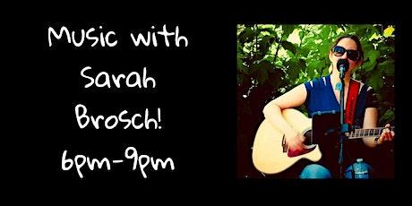 Music with Sarah Brosch tickets