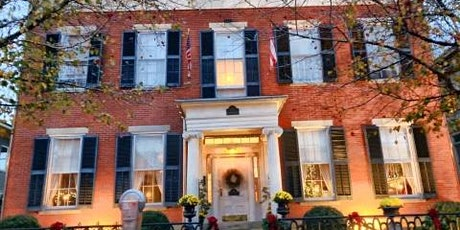 Christmas Tour of Historic Homes tickets
