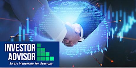 Investor Advisor Smart Mentoring Success Series - Módulo 1 bilhetes