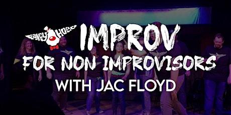 Improv for Non-Improvisors Class tickets