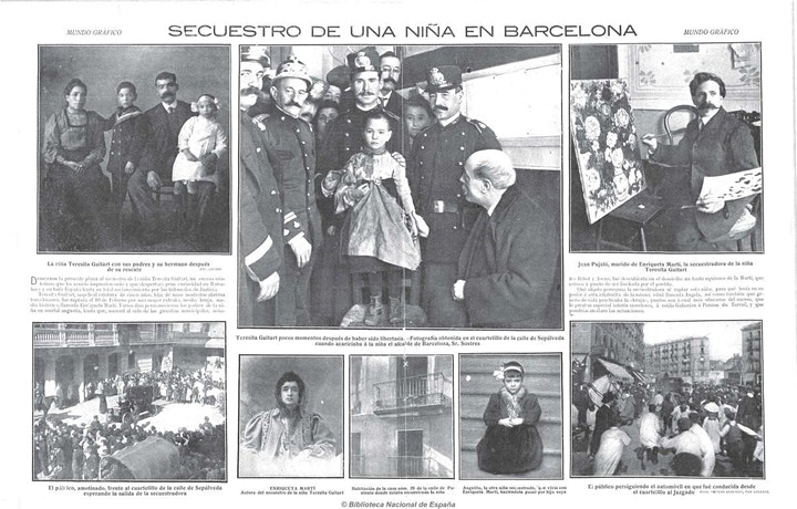 "Tour ""Mysterious Barcelona"" image"