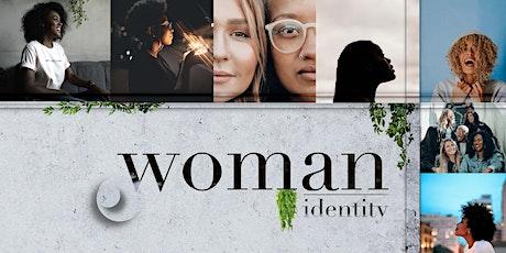 The Creative Liturgy - WOMAN identity tickets