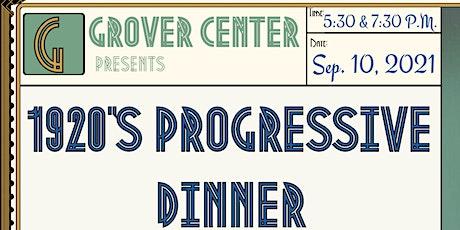 Roaring 20s Progressive Dinner tickets
