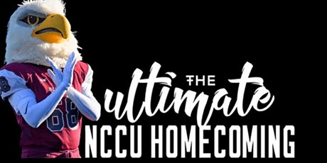 NCCU HOMECOMING 2021 PARTY PASS tickets