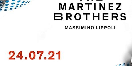 The Martinez Brothers Musica Riccione Club 24 Luglio 2021 biglietti