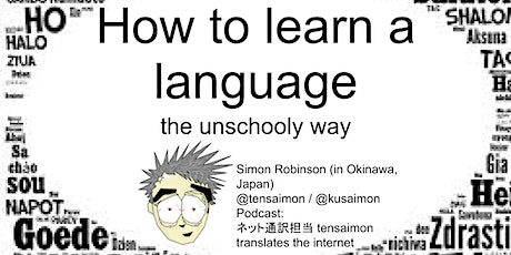 How to learn a language the unschooly way tickets