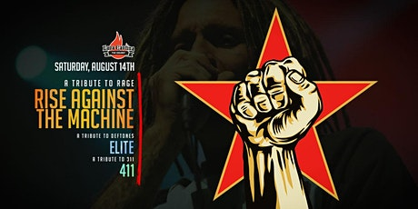 Rise Against the Machine, Elite, and 411 LIVE at Lava Cantina tickets