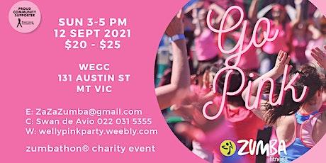 Go Pink - Zumbathon® for BCFNZ tickets