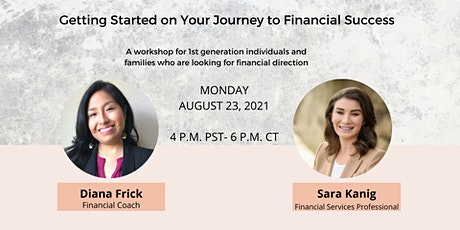 Getting Started on Your Journey to Financial Success tickets