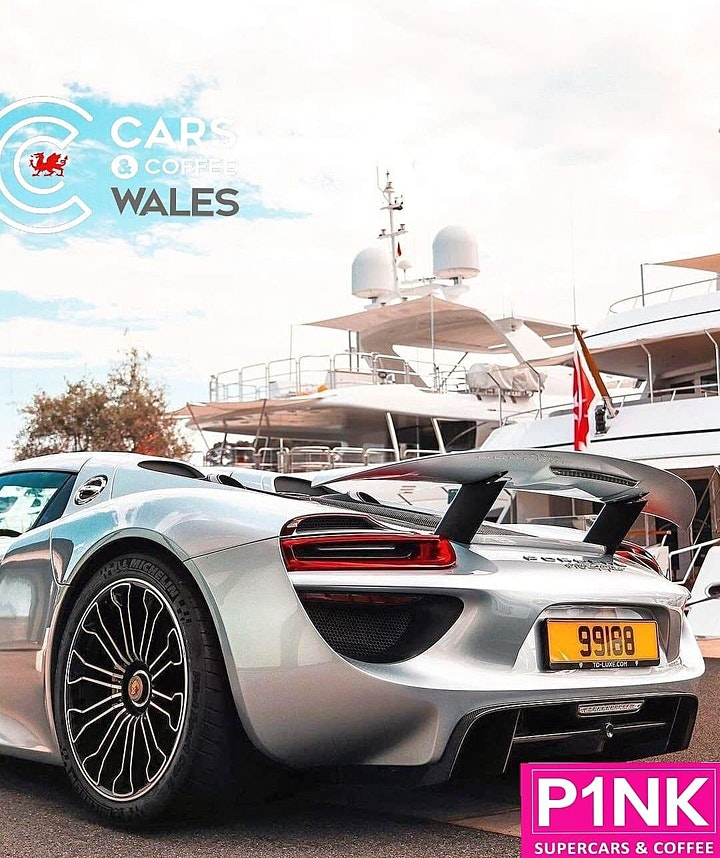 Supercar Yacht Party image
