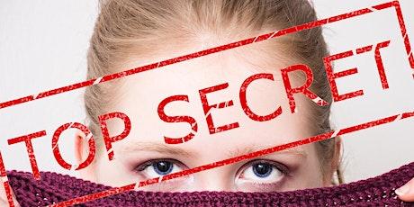 Top Secret - REICHTUM ist vermeidbar! Tickets