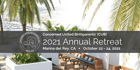 2021 Concerned United Birthparents' (CUB) Retreat tickets