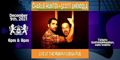 Charlie Hunter and Scott Amendola SET 2 tickets