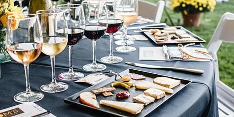 Cheese and Wine Tasting: A Pretty Life in The Suburbs tickets