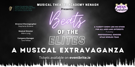 Beats of the Elites- A Musical Extravaganza tickets