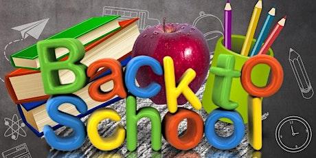GM Print H.O.P.E & Experience Lavish Presents: Back to School Drive tickets