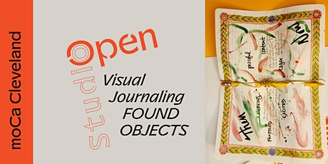 Open Studio: Visual Journaling FOUND OBJECTS tickets