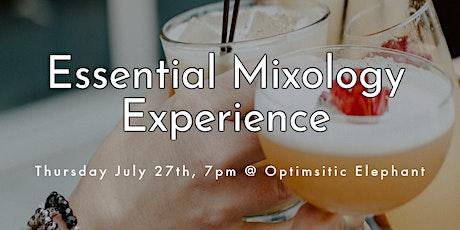 Essential Mixology tickets