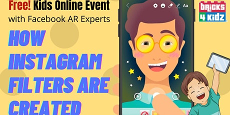*Free* How Instagram Filters are Created with Facebook AR Experts tickets