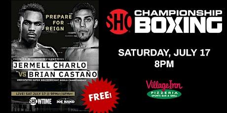 StREAMS@>! r.E.d.d.i.t-Charlo v Castano Fight LIVE ON 17 Jul 2021 tickets