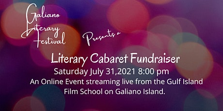 Virtual Literary Cabaret tickets