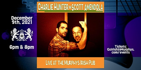 Charlie Hunter and Scott Amendola SET 1 tickets