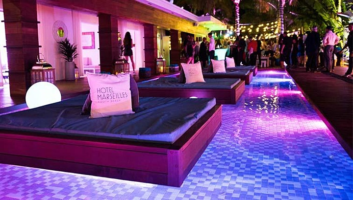 Sundown sounds Poolside Sessions / Navigate to Groove Cruise Miami beach image