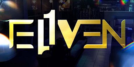 E11VEN SERIES JA tickets