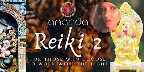 Reiki Level 2 Certification in Kelowna, BC tickets