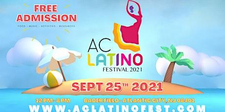 AC Latino Festival 2021 tickets