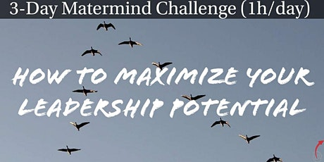 How To  Free Your Hidden Leadership  Potential Taking Yourself To Success tickets