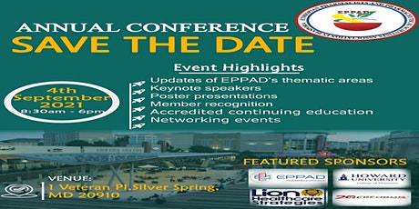 EPPAD Annual Conference tickets