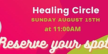 Meditation & Healing Circle tickets
