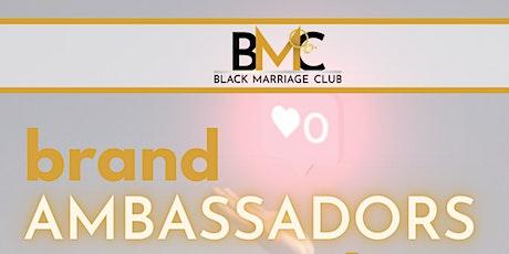 BMC Brand Ambassador Information Session tickets