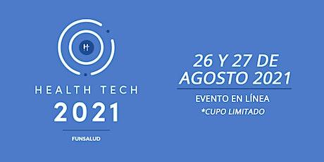Health Tech Summit FUNSALUD 2021 entradas