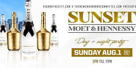 Sunset -  Moet & Hennessy Day Party tickets
