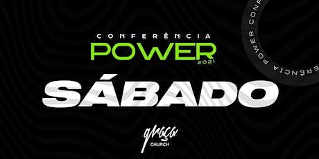 Conferência Power 2021 - Sábado - 31/jul - 17:00 ingressos