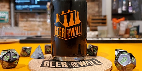 Dice and Brews - Tuesday, Spine of the World tickets