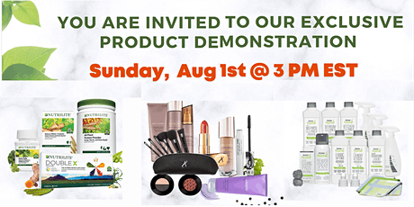 Exclusive Skincare, Health & Wellness Product Expo tickets