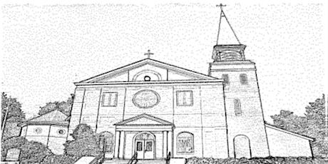Mass Sunday July 25, 2021 tickets